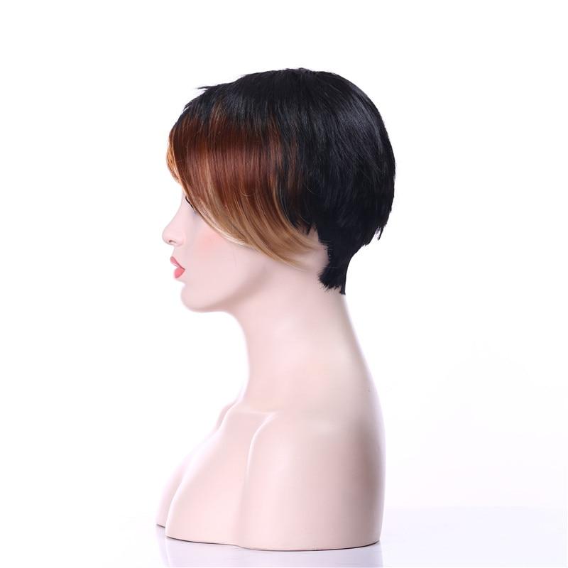 HAIRJOY Πολύχρωμες Μπάρες Μικρές - Συνθετικά μαλλιά - Φωτογραφία 2