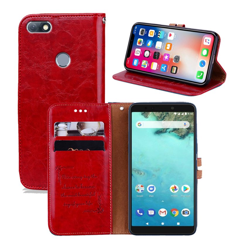 Newest Wallet Case For Infinix Note 5 Case Back Cover Case 6 0