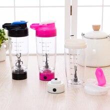 600 ml Elektrische Automatisierung Protein Shaker Mixer Meine wasserflasche Automatische Bewegung Außen Tour Kaffee Milch Smart Mixer Cup