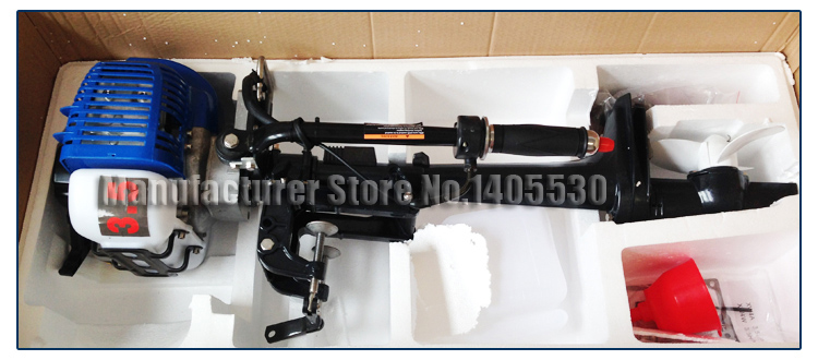 Online Buy Wholesale Air Cooled 4 Stroke Outboard Motor