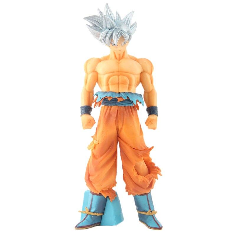 Dragon Ball Super Ultra instinto Goku Jiren figura Migatte juguetes ...