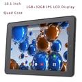 Novo Design de 10.1 polegada tablet pc android 5.0 Pirulito tablette Quad Core 32 GB ROM IPS LCD HDMI Slot Para Slot USB 2.0 Mini Computador Pc