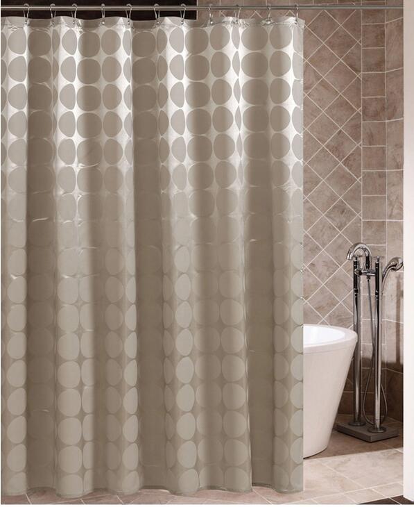 fyjafon badezimmer dusche vorhang polyester gewebe bad vorhang wasserdichte moldproof endlose muster - Bad Muster