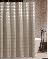 Polyester Bathroom Shower Curtain Waterproof Moldproof Polyester Fabric Bath Curtain Endless Pattern