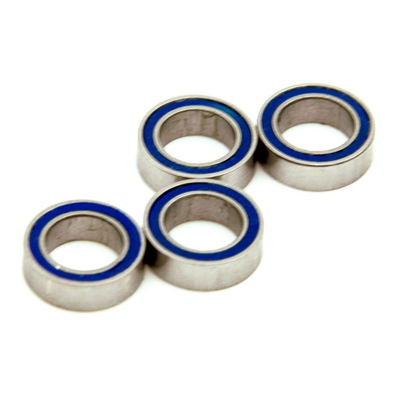 8Pcs Sealed Metal Ball Bearing  Fits Team Losi Mini-T