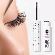 Waterproof Curling Mascara Volume Eyelash Extension Grower Makeup Long-lasting Slender Thick Cosmetics Masquara Makeup Easy Wear(China)