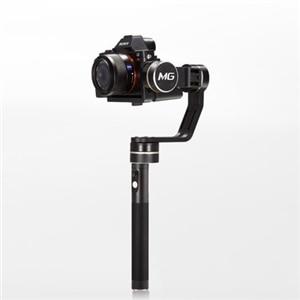 Feiyu Tech MG V2 Handheld gimbal 3-Axis Brushless 360Degrees for SONY NEX-5N/NEX-7/A7RII/ILCE-7R/ILCE-5100/Panasonic LUMIX GH4 free shipping feiyu tech g4 gs gimbal 3 axis brushless gimbal for sony hdr az1vr fdr x1000v as series sport auction camera