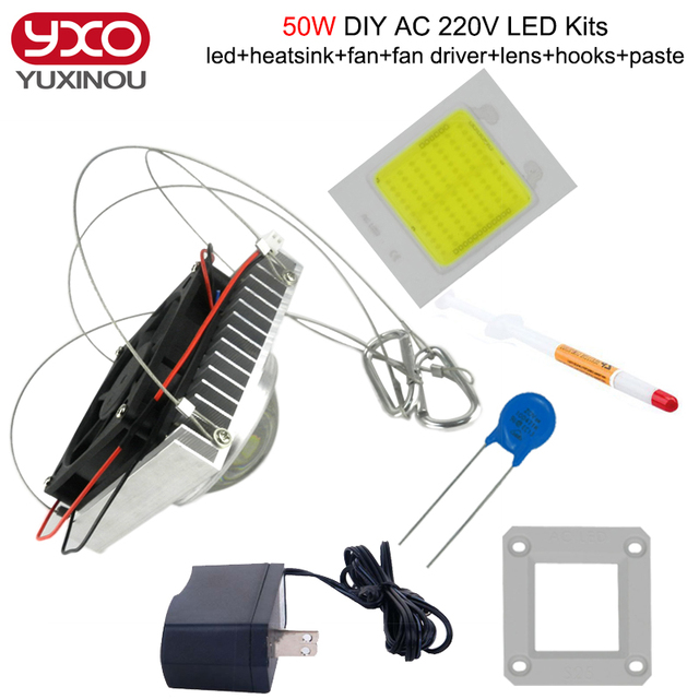 dimmable diy 50w led light bulb ac 220v for factory,warehouse,combination laundry & storage room