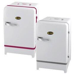 Ke plutônio crf-13c mini geladeira mini geladeira geladeira carro casa de dupla utilização aquecimento semicondutor refrigeração