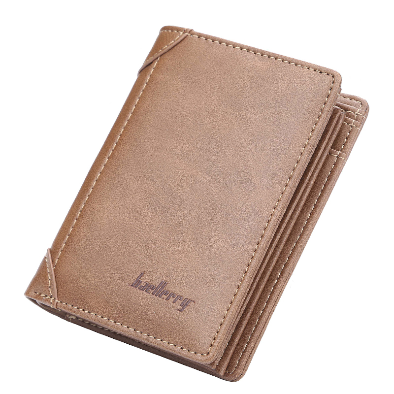 Fashion Men Women Clutch Wallet ID Business Credit Card Holder Purse Pocket Case