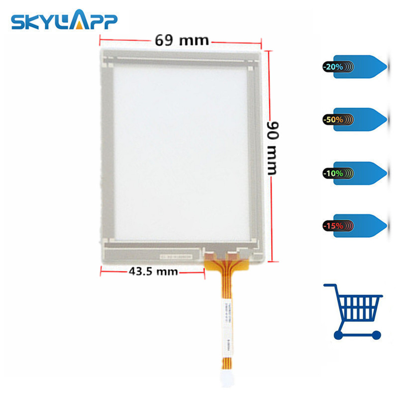 Skylarpu 3.7 inch for CHC Navigation LT 30 Data Collector Touch screen digitizer panel free shipping