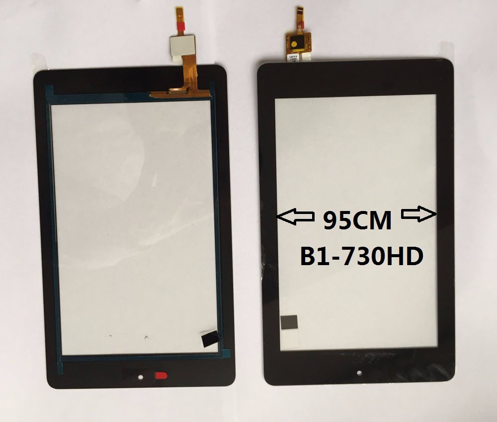 7 Inch For Acer Iconia One 7 B1-730HD B1-730 Touch Screen Panel Digitizer Sensor Glass Black color in stock free shipping