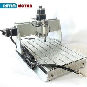 Image 3 - 3 ציר 3040 Z DQ CNC נתב חריטת כרסום קאטר מכונת עם 500W ציר 220V / 110V