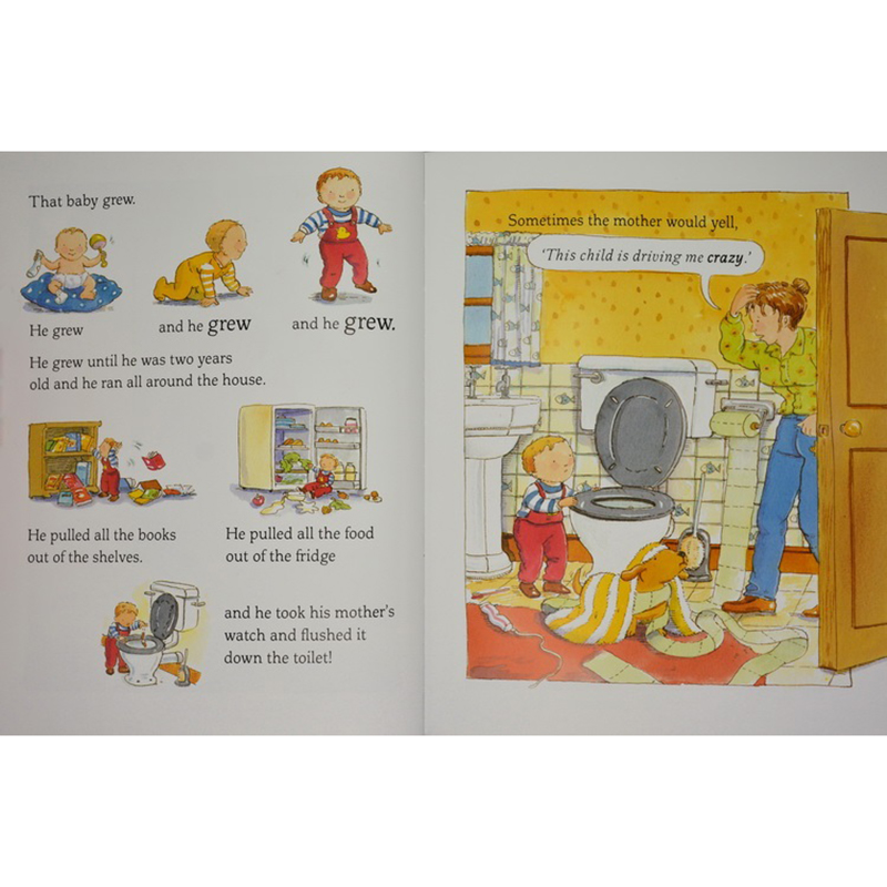 english original children s picture book love you forever robert