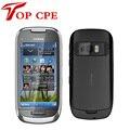 C7 original nokia c7 3g reformado wifi gps 8mp bluetooth jave desbloquear celular envío gratis