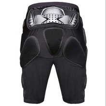 Free shipping Mens and womens motorcycle protective shorts cross country ski safety good quality
