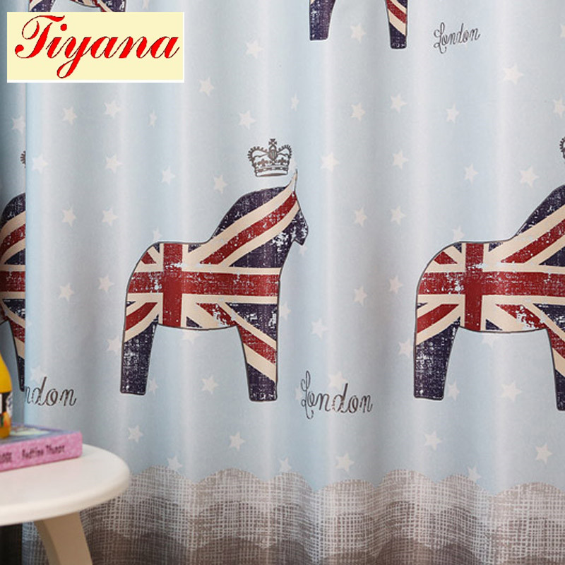 Luxury Sheer Curtain Voile Tulle Curtain Eyelets Cloth Curtain for kid s room Blackout Blind Living
