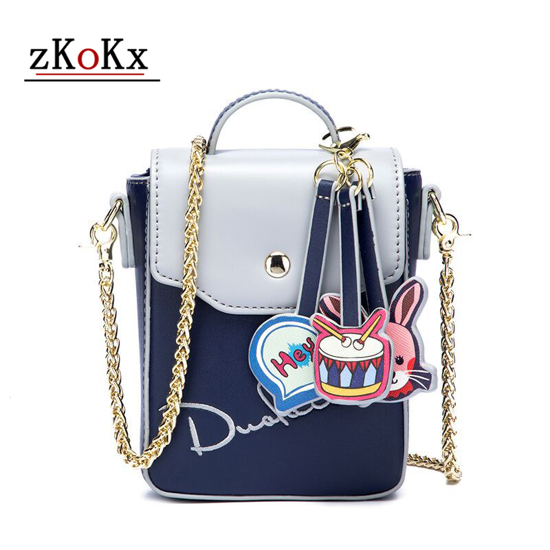 Crossbody Bags rabbit Girl Woman Luxury Handbags lovely Women Bags Designer Style Camera Shoulder Bags Brand Messenger Bag in Top Handle Bags from Luggage Bags