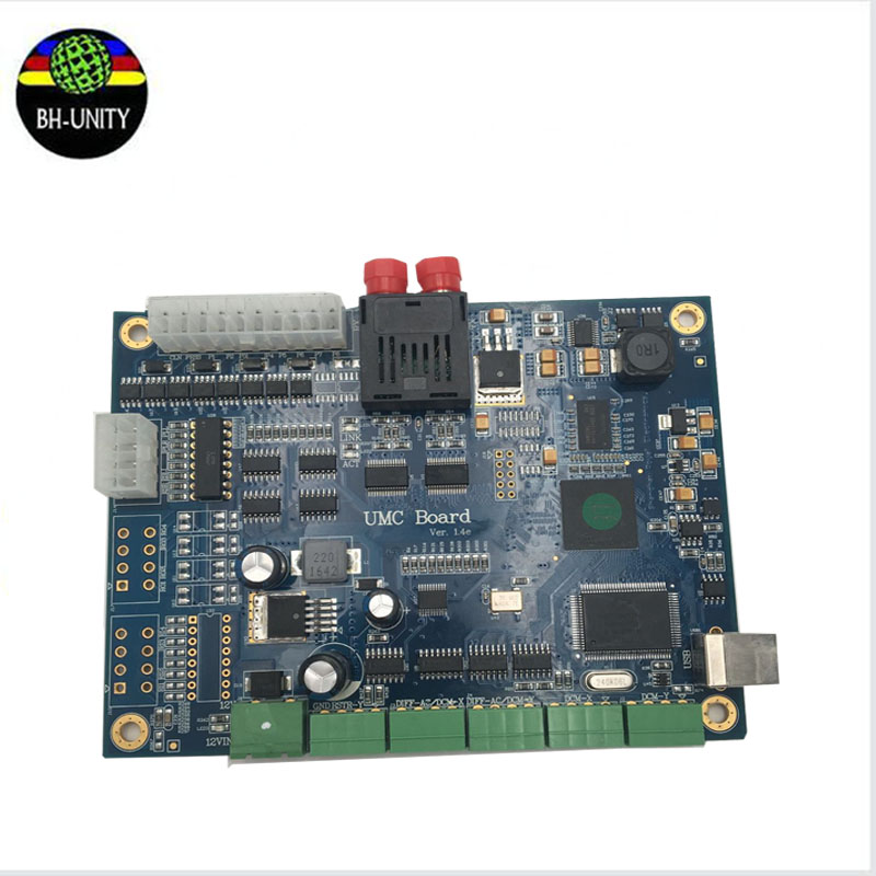 Best price! large format printer konica 512i board ver 1.4e umc main board km512i mother board for konica 512i printhead cheap price konica 512 mother board main board for konica printer spare parts