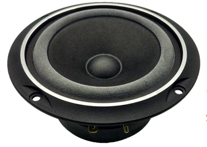 2 шт. 4F-1 Aucharm звук рифма 4 дюйма HIFI полный частотный громкоговоритель, алюминиевая рама, Y35 магнитное пространство