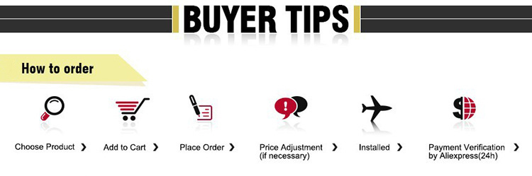 buyer tip