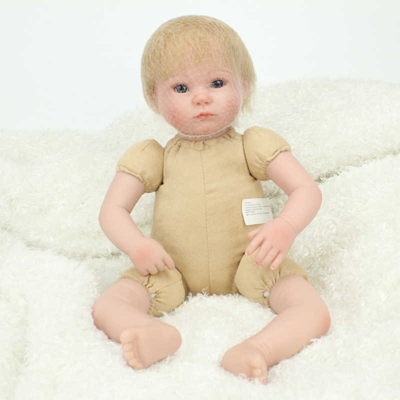 KAYDORA 16 polegada 40 cm Silicone Renascer Baby Dolls Adorável Lifelike Bonecas Menina Crianças Realista Renascer Bebês Brinquedo Por Atacado