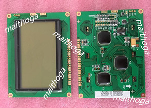 20PIN Yellow Green COB 12864 LCD KS0108 Controller Compatible for HD61202 (Without Character / Backlight) 5V 3.3V