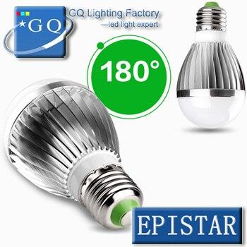 5 pc/lot Fedex DHL 24 W LED ampoule E27 E14 LED spot lumière dessin salon lampe LED plafonnier chambre lumière 85-240 v