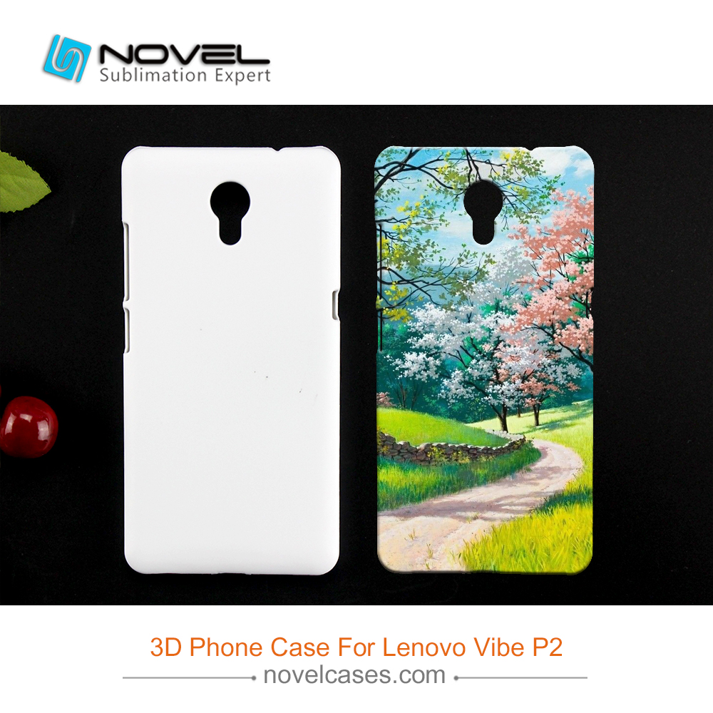 image about Printable Phone Case titled US $75.0 Printable 3D Plastic Sublimation Telephone Circumstance Include For Lenovo Vibe P2-inside of Equipped Conditions versus Cellphones Telecommunications upon