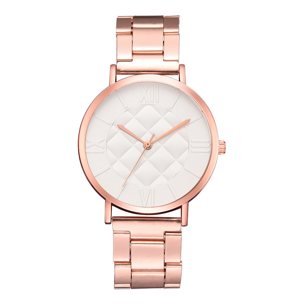 Temperament Fashion Quartz Wristwatches Casual Style Reloj Mujer Alloy Steel Belt Women Watch Ladies Diamond Women Gift RelojTemperament Fashion Quartz Wristwatches Casual Style Reloj Mujer Alloy Steel Belt Women Watch Ladies Diamond Women Gift Reloj