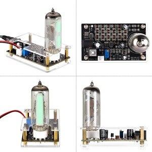 Image 3 - Nobsound HiFi Mini Magic Eye 6E2 EM87 Preamp หลอดเสียงตัวบ่งชี้ระดับ VU Meter Driver บอร์ดกรณี