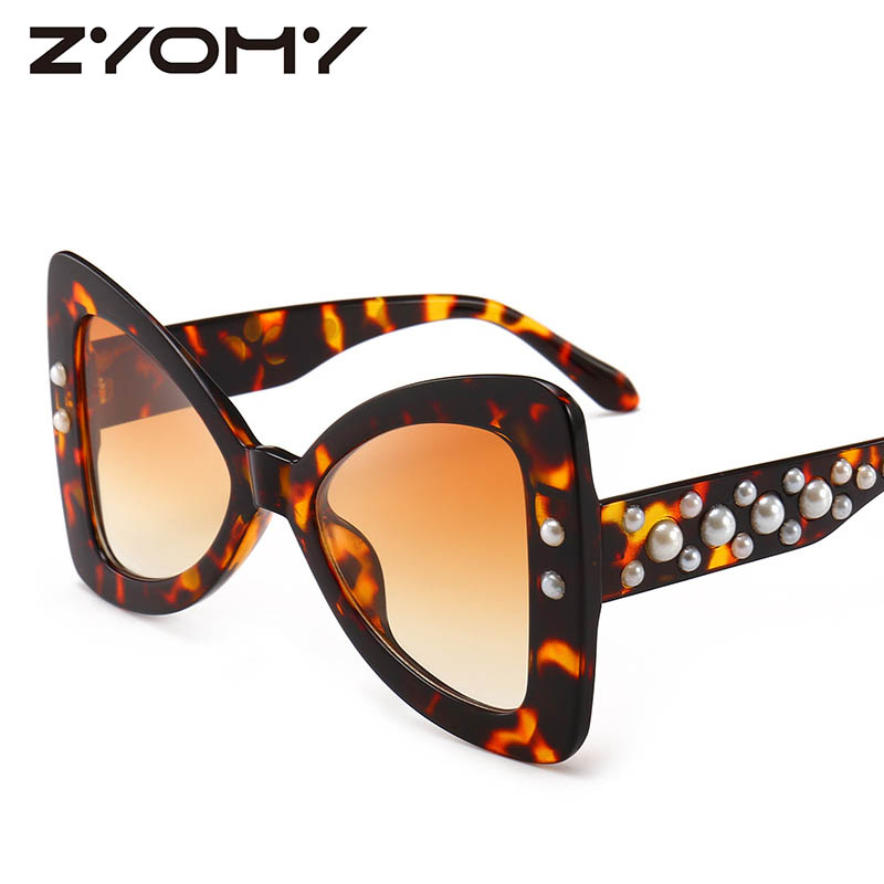 Ikatan Simpul Mengemudi Kacamata Merek Desainer Kacamata Retro Wanita - Aksesori pakaian - Foto 3