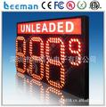 leeman  LED Digital Gas Price Sign for Gas Station 7 segment LED Gas Price digital Signs/display
