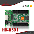 HD-R501 12*HUB75 High-Definition Video Full Color LED Display Screen Receiving Card Work With Sending Card A60x,A30,C10,C30