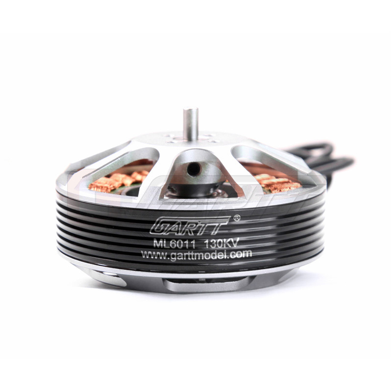 GARTT ML 6011 130KV Brushless Motor For Plant Protection Operations Hexacopter Octocopter Multicopter садовая химия zi jane plant protection station 38 200g 80%