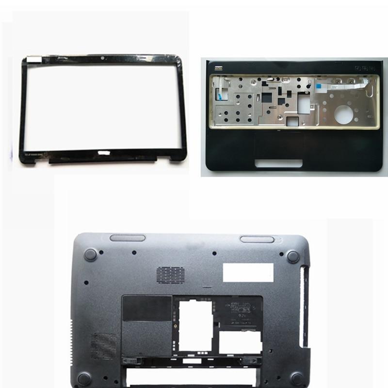 NEW Bottom Base Case Cover for DELL for Inspiron 15R N5110 M5110 PN: 005t5 /Palmrest upper case cover/LCD Display Screen Bezel board for nhxrj m5110 v3555