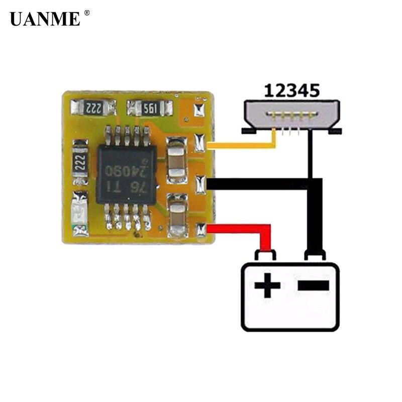 5 pz Nuovi ECC Facile chip di carica fix tutto il caricatore problema per tutti i telefoni cellulari e tablet pcb & ic problema non caricatore buon funzionamento