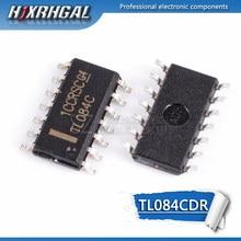 10pcs TL084CDR SOP TL084C TL084 SMD SOP-14