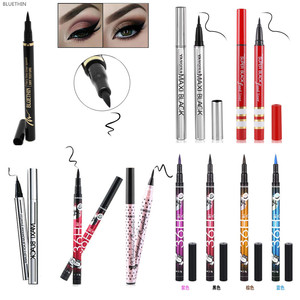 Image 1 - 1 PCS Hot Make Up Ultimate Black Liquid Eyeliner Long lasting Waterproof Eye Liner Pencil Pen Nice Makeup Cosmetic Beauty Tools