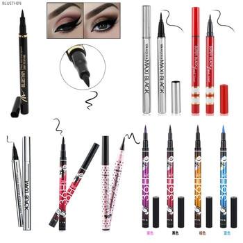 1 PCS Hot Make Up Ultimate Black Liquid Eyeliner Long-lasting Waterproof Eye Liner Pencil Pen Nice Makeup Cosmetic Beauty Tools