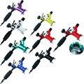 Dragonfly Rotary Máquina de Tatuaje Shader y Delineador Assorted Tatoo Del Motor Del Arma Kits de Alimentación Para Los Artistas HB88