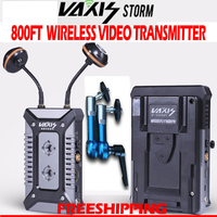 VAXIS STORM 800FT Professional Broadcast 3G SDI HDMI Wireless HD Video Transmitter Receiver System