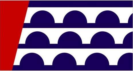 USA Iowa Des Moines city Flag 3ft x 5ft Polyester Banner Flying 150* 90cm Custom flag outdoor
