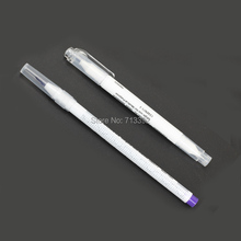 2pcs/(1MM And 0.5MM) Disposable Waterproof Skin Munsu Positioning Marker Pens Sterilized Permanent Makeup With Ruler