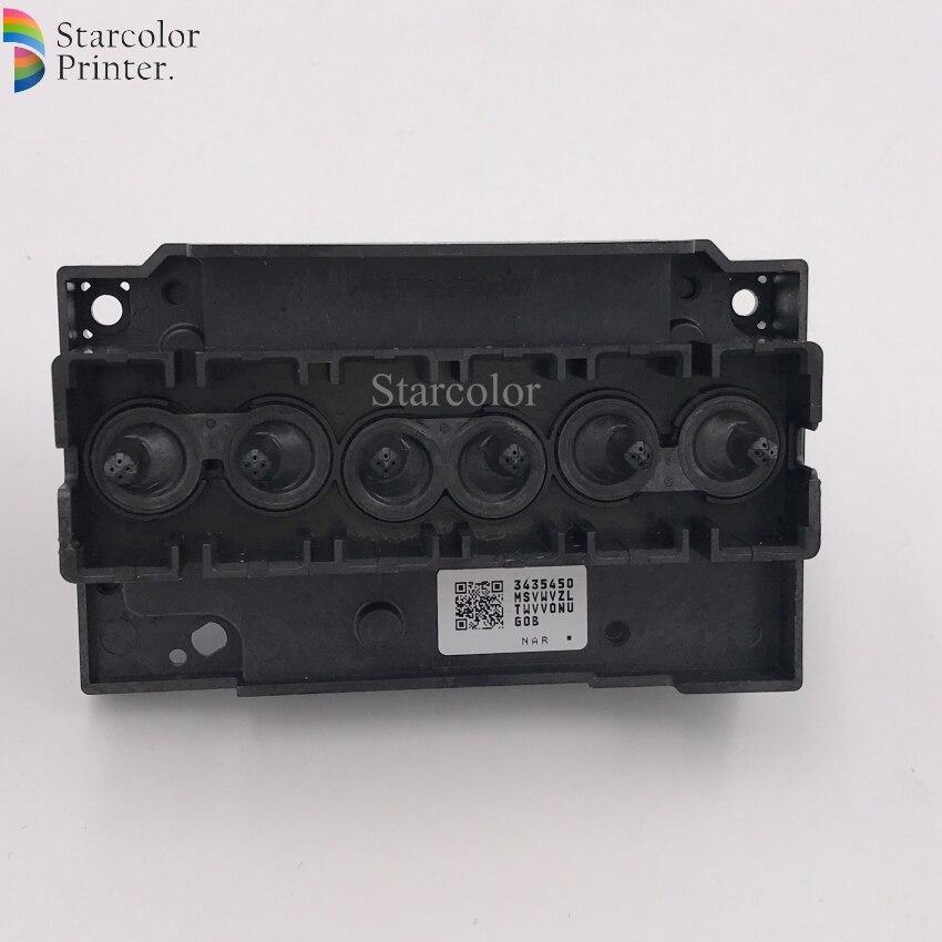 F173050 F173060 F173070 Print Head Printhead For Epson Stylus Photo RX580 1390 1400 1410 1430 L1800 1500W R260 R270 R330 R360-8