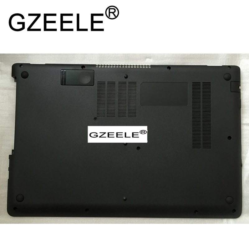GZEELE new laptop cover Bottom Base Cover Bottom Case for Dell VOSTRO 5560 V5560 PN: 2K6C4 e27 5w 5 led slots aluminum bulb shell