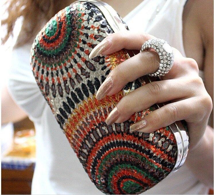 2015 New Women Clutch Knuckle Rings