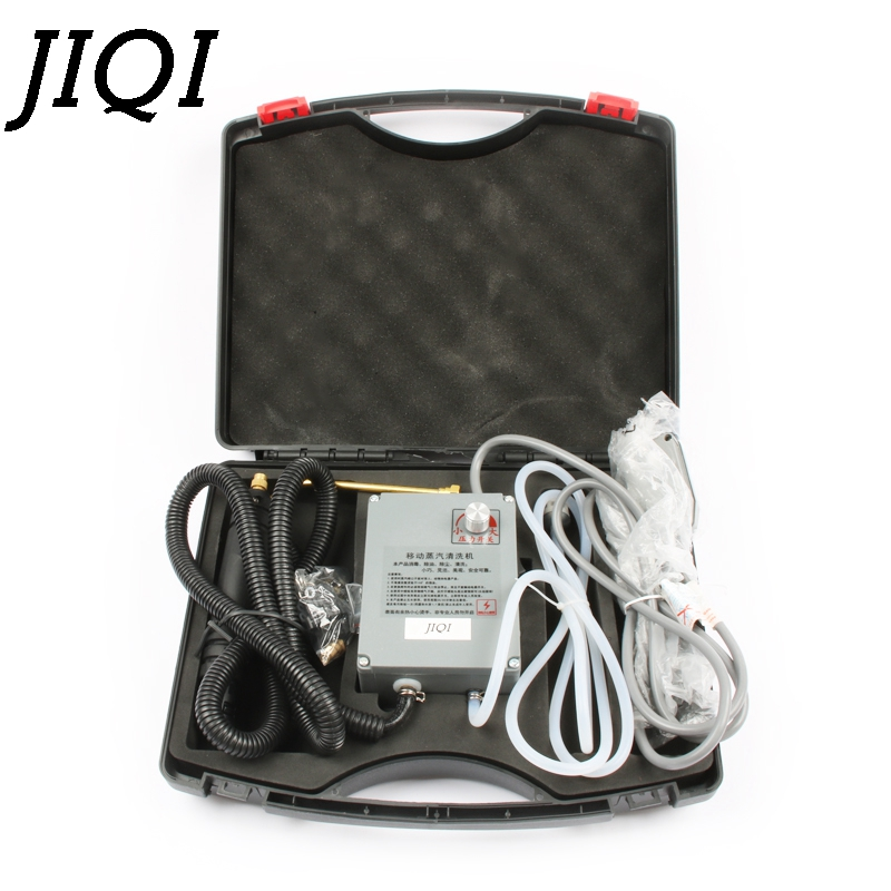 JIQI Steam cleaner High temperature high pressure cleaning machine Disinfector Sterilization Automatic pumping 2m 4h once 220v high temperature and high pressure cleaning machine disinfector sterilization steam cleaning machine a 02 1800w