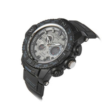 Multi Function Glow Digital LED Quartz Sports Watch Waterproof Store Sales Promotion At A Loss Of