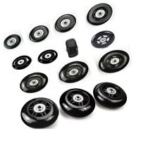 Replacement Suitcase Spare Luggage Wheels For Spinner Wheels 4 Pcs